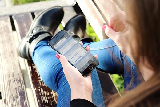 Fernzugriff via Mobiltelefon